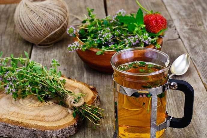 Народное лечение остеохондроза чаи