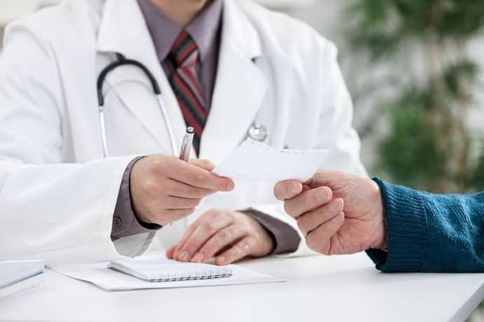 Диагностика при паралича ног