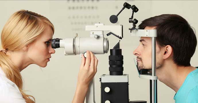 двоение в глазах при шейном остеохондрозе и его диагностика
