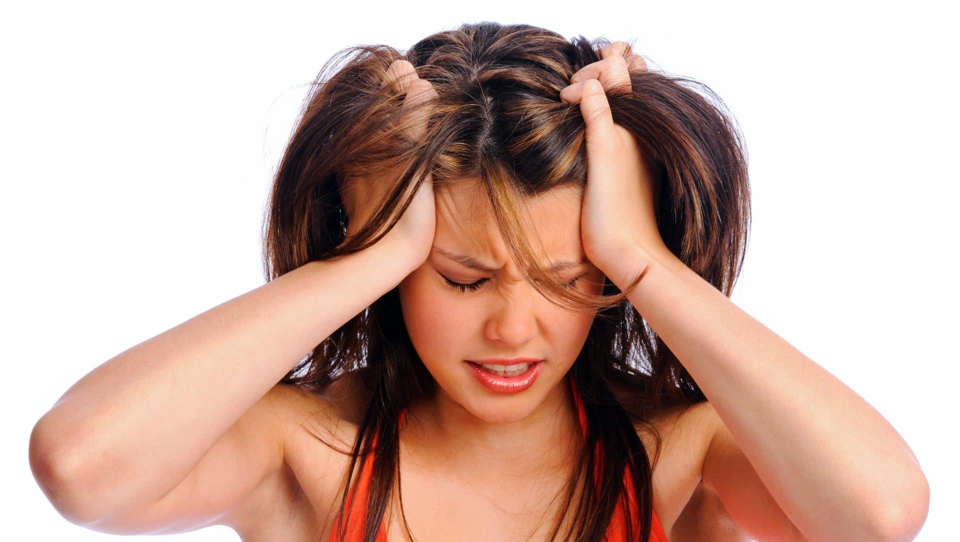 Почему когда плачешь болит голова