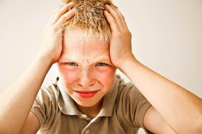 мигрень у детей осложнения