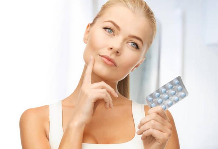 Гормональная контрацепция
