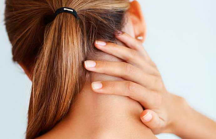 какие признаки шейного остеохондроза