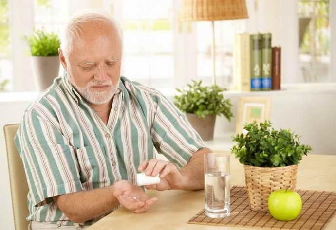 болезнь альцгеймера лечение