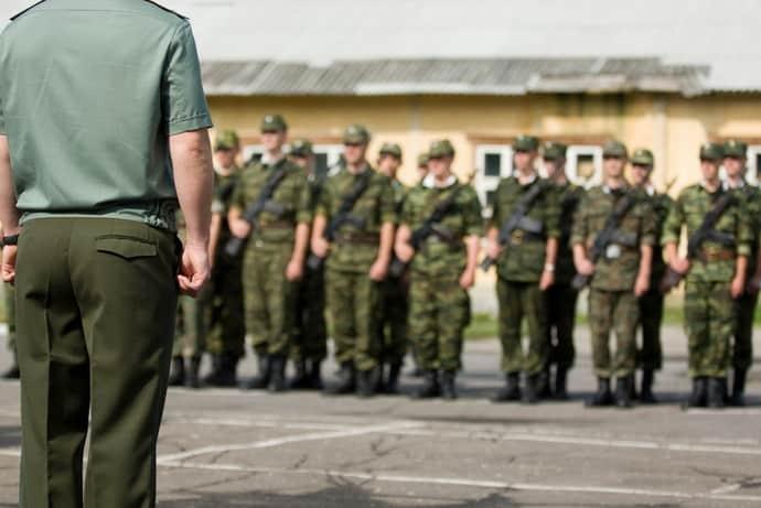 Берут ли в армию с протрузией