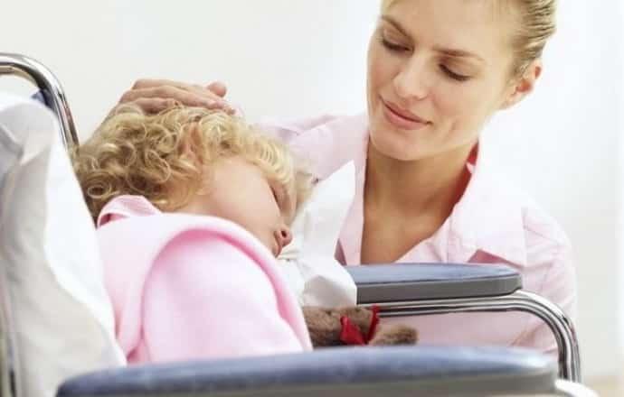 Бульварный синдром у детей