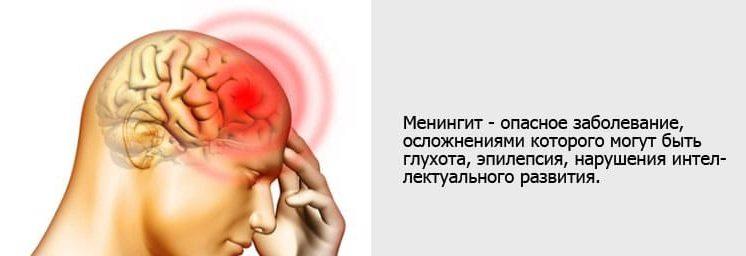 Головная боль при менингите