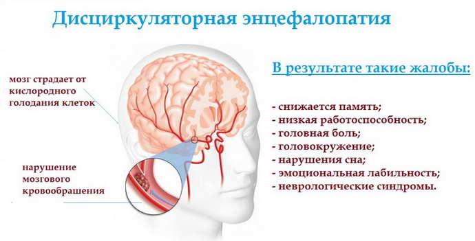 Особенности течения энцефалопатии и ее причины