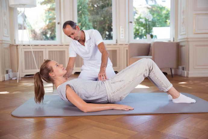 остеохондроз как лечить лфк