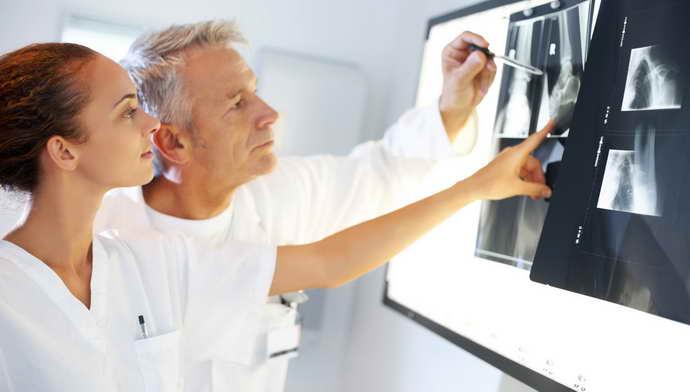 грудной остеохондроз лечение