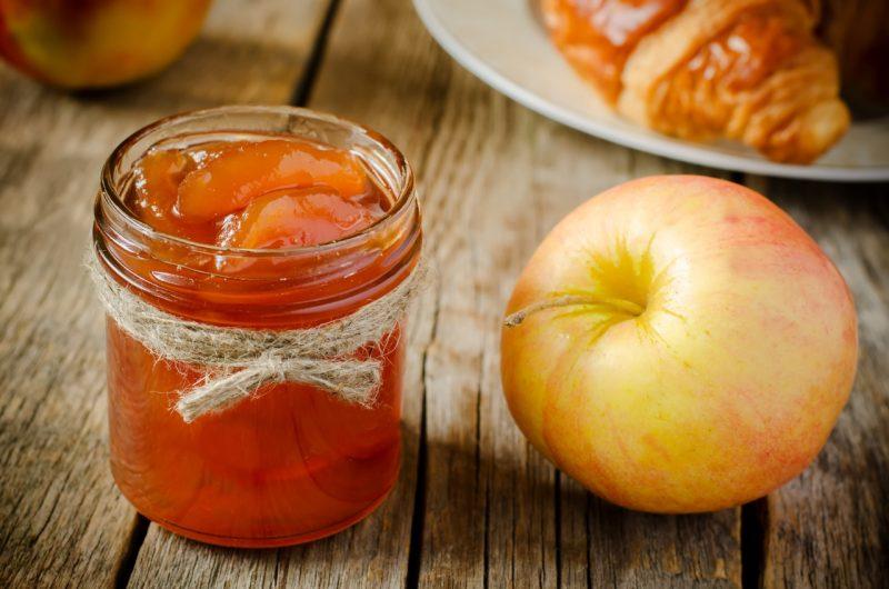 Яблочное варенье при гв