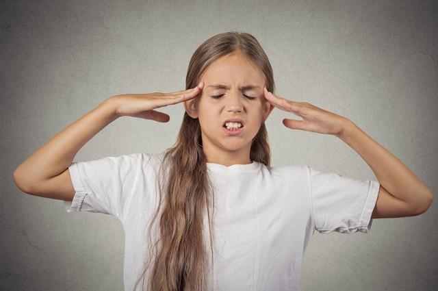 Частые головные боли у подростка