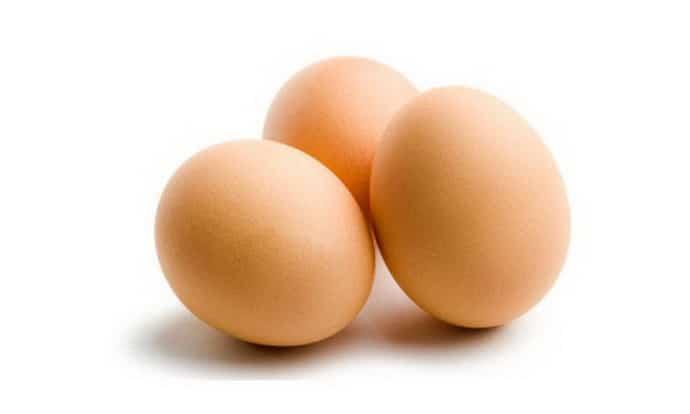 Яйца при невралгии