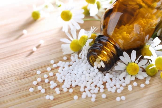 Гомеопатия если немеет правая нога
