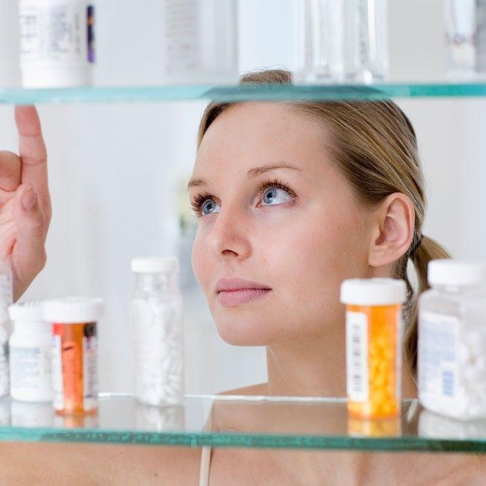 Витамины при мастопатии