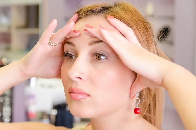 Техника исполнения массажа при неврите лицевого нерва