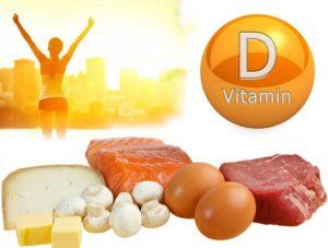 получение витамина д