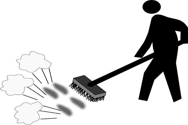 Микобактерии туберкулеза могут распространяться с пылью