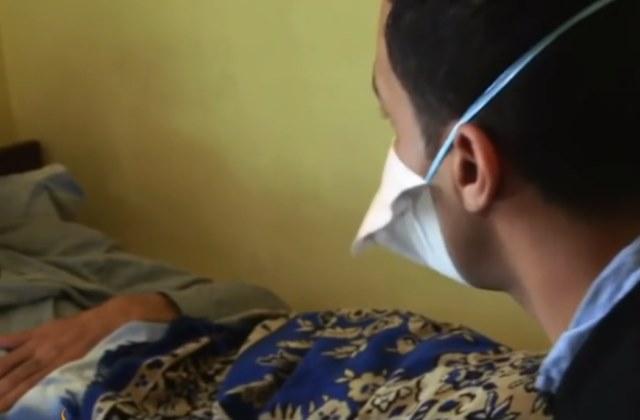 Посещение больного туберкулезом легких