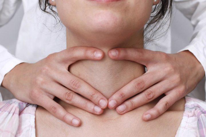 признаки щитовидной железы