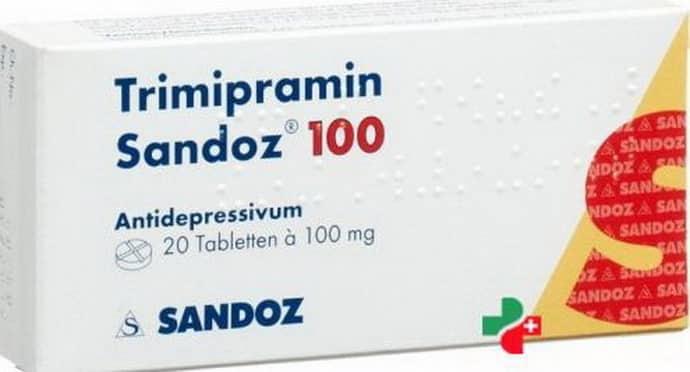 Тримипрамин при неврозе