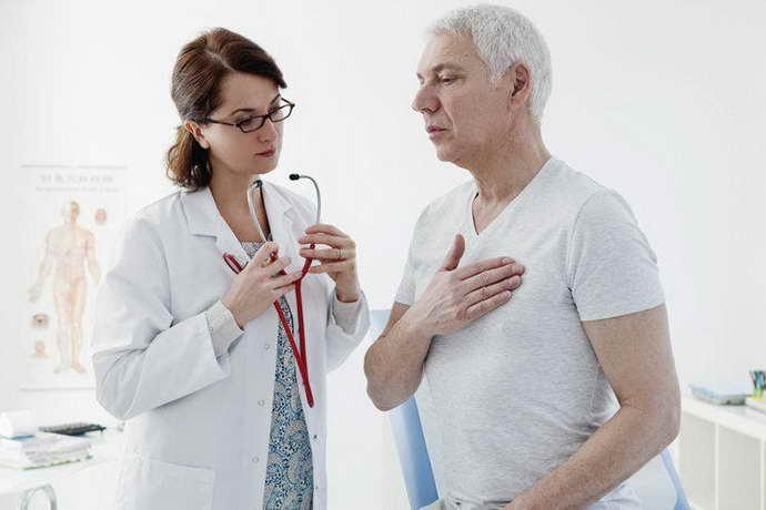 Остеохондроз 3 степени грудного отдела