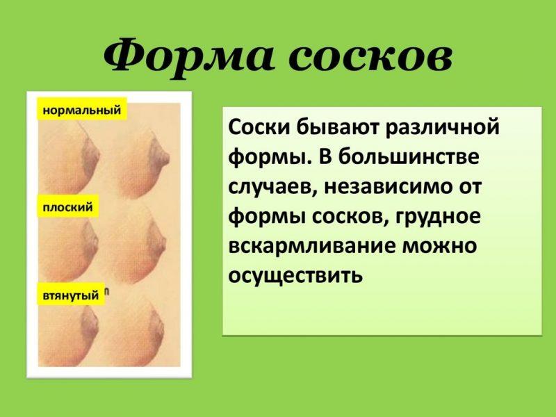 Как подготовить грудь к лактации