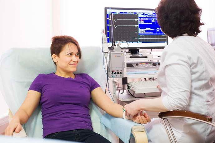 защемление нерва в тазобедренном суставе диагностика