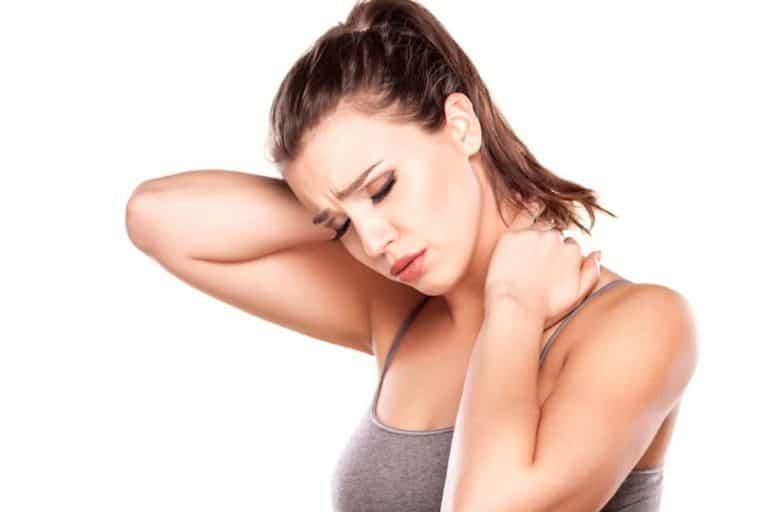 Болит голова в области затылка и шеи