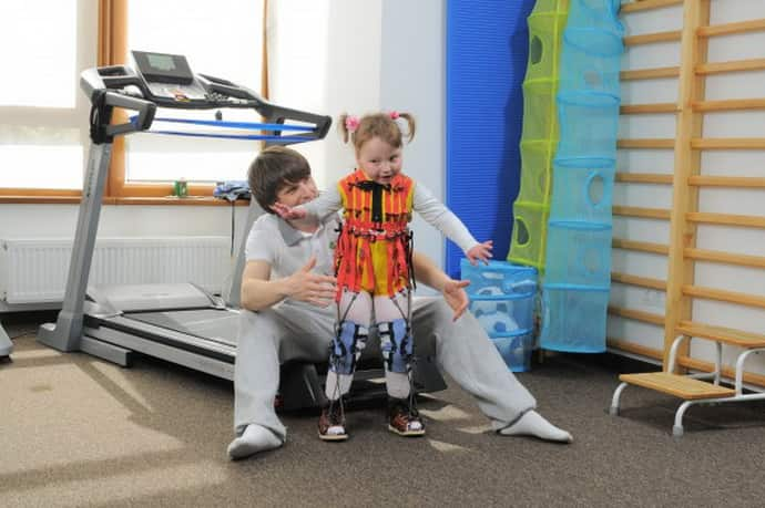 костюмы при реабилитации детей с дцп