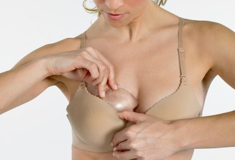 Одна грудь больше другой