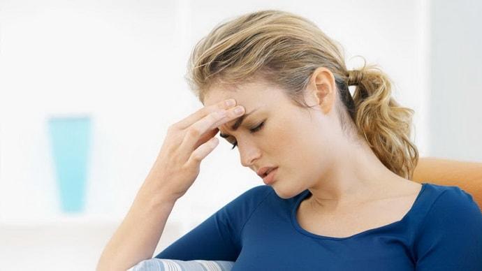 Болит голова при всд