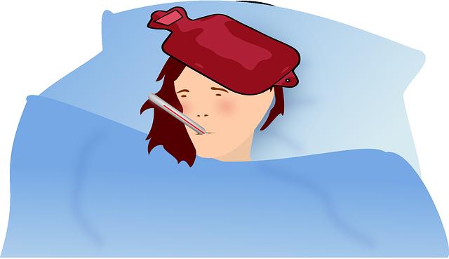 Температура головная боль ломота в теле