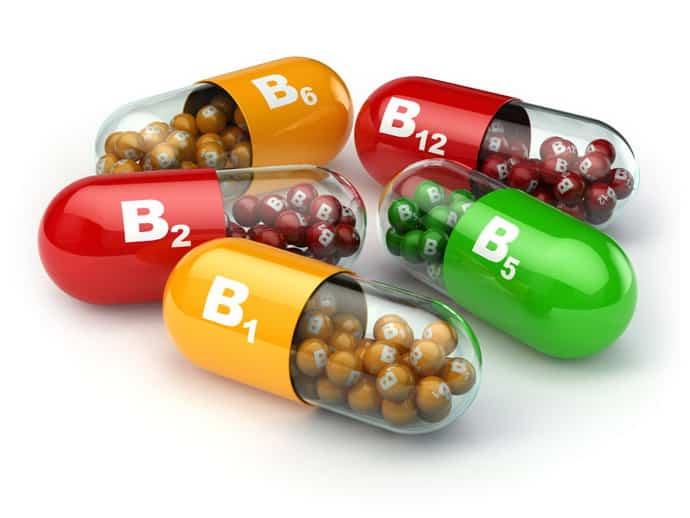 Витамины при параличе