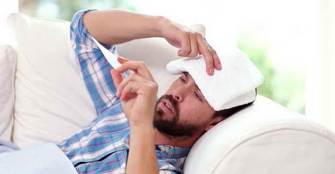 хроническая усталость у мужчин