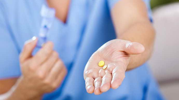 Медикаментозное лечение сотрясения