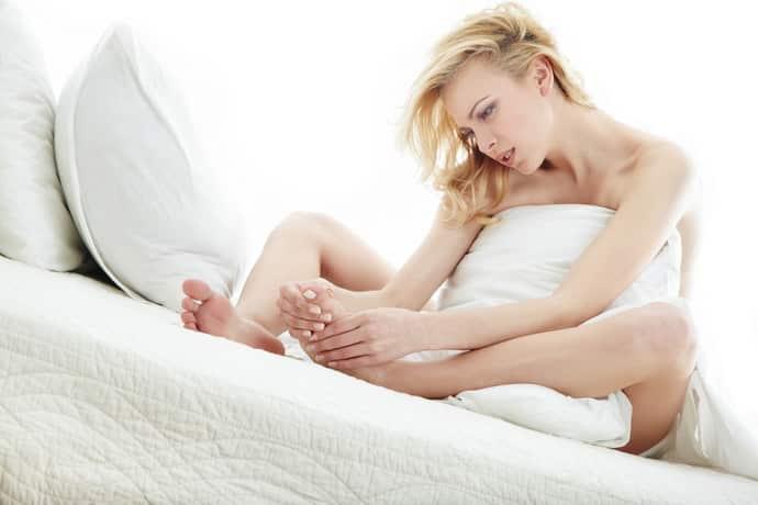 Почему появляются судороги в ногах при беременности