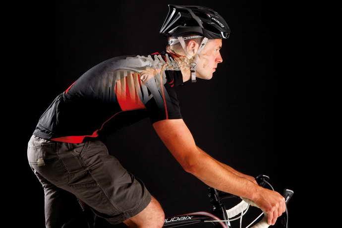 как правильно ездить на велосипеде при грыже позвоночника