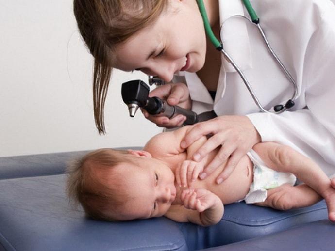 Диагностика врожденной миопатии