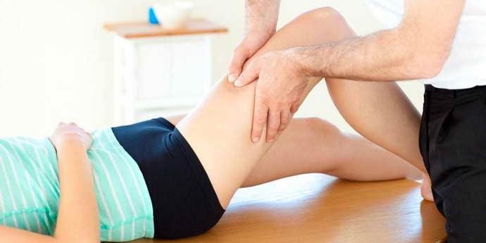 массаж ног после инсульта
