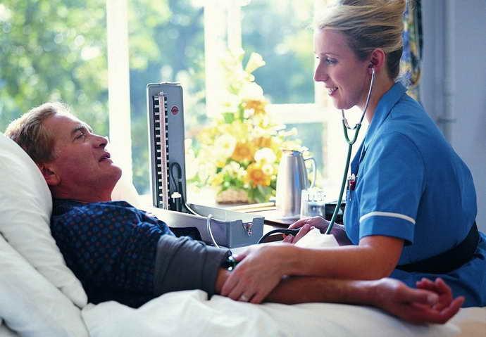 уход за больным после инсульта