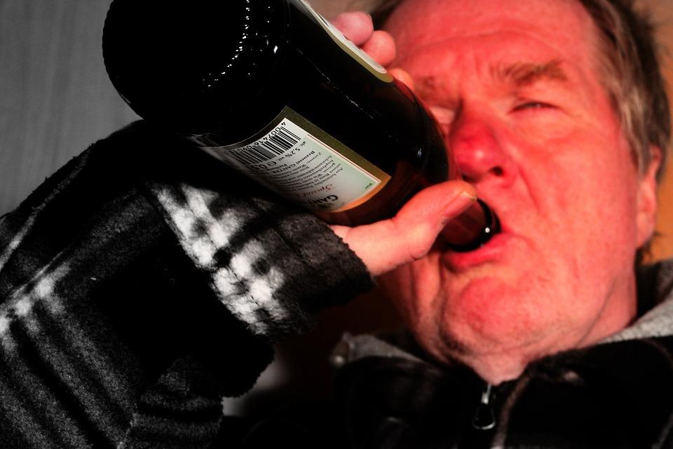 Особенности алкогольной депрессии