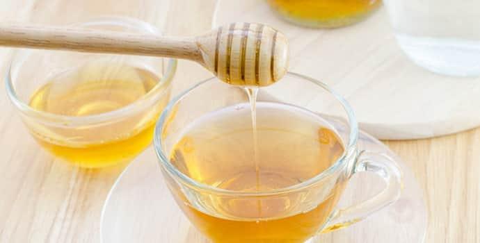 вода с медом при бессонице