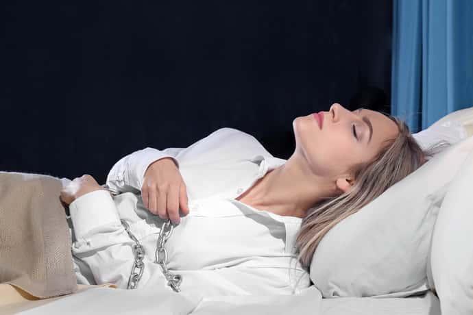 Диагностика сонного паралича