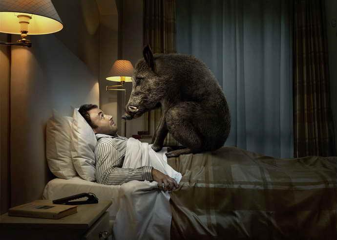 чем могут быть вызваны ночные кошмары