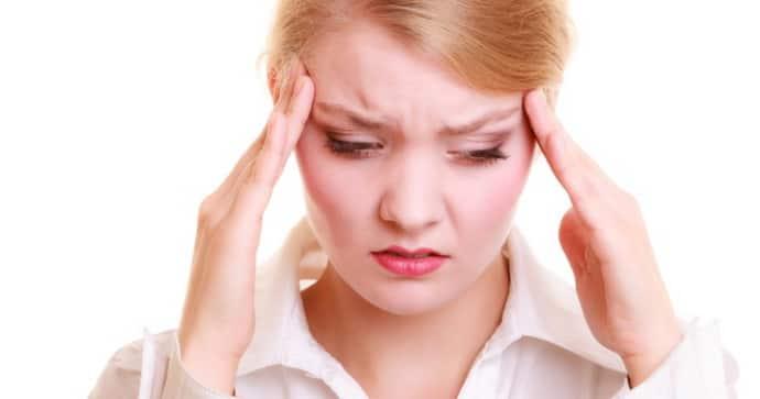 При мигрени немеет язык причины