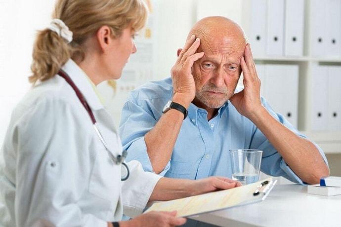 Симптомы когнитивных нарушений