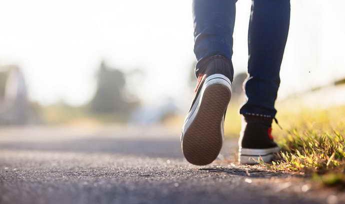 прогулки при вчд