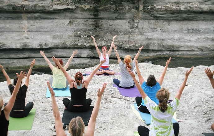 упражнения для улучшения кровообращения головного мозга на свежем воздухе