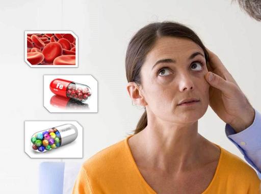 Симптомы лечение и последствия анемии у женщин